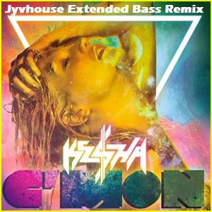 Kesha - Cmon (Jyvhouse Extended Bass Remix)