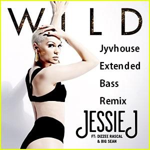 Jessie J ft Big Sean & Dizzee Rascal - Wild (Jyvhouse Extended Bass Remix)