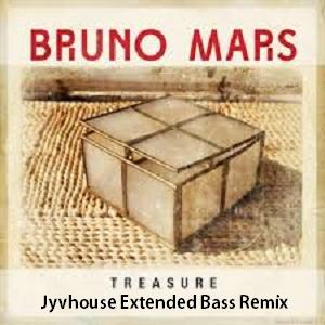 Bruno Mars - Treasure (Jyvhouse Extended Bass Remix)