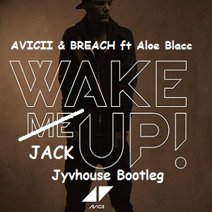 Avicii Logo Wake Me Up Aloe Blacc - Wake Me Up