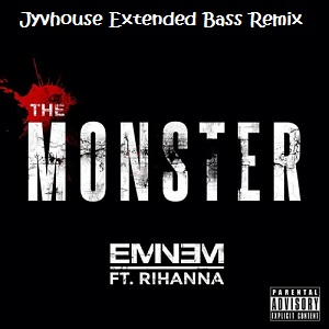 Eminem ft Rihanna - Monster (Jyvhouse Extended Bass Remix)