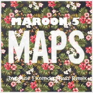 Maroon 5 - Maps (Jyvhouse Extended Bass Remix)