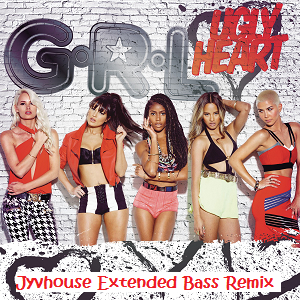G.R.L. - Ugly Heart - (Jyvhouse Extended Bass Remix)