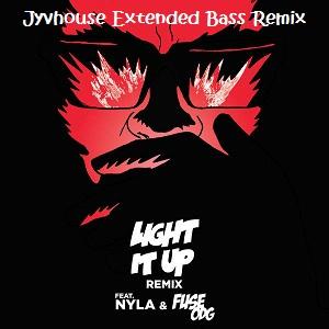 Major Lazer ft Nayla & Fuse ODG - Light It Up (Jyvhouse Extended Bass Remix)