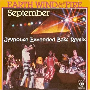 Earth, Wind & Fire – September (Jyvhouse Extended Bass Remix